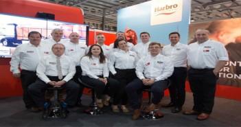 Harbro team