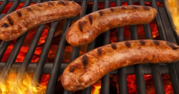 Pork sausages declined in volume by 4%