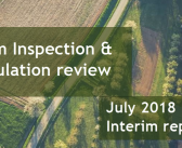 Interim report makes the case for radical changes to farm regulation regime