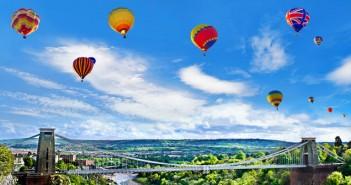 NFU highlights importance of food production at Bristol Balloon Fiesta