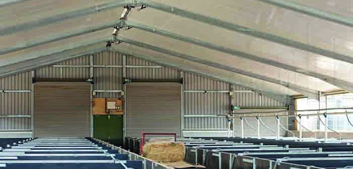 Southgate pigs Stable
