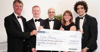 Devenish supports Farm Africa's efforts with major donation