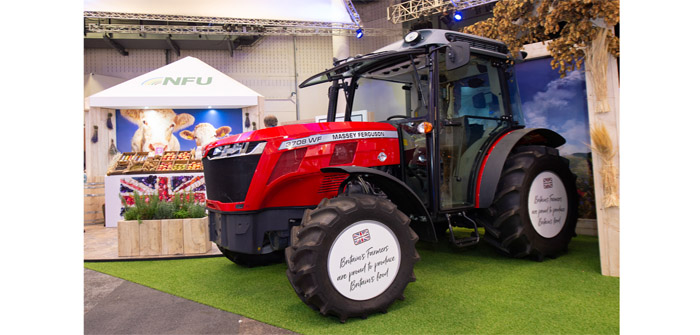 NFU at Tory Conference