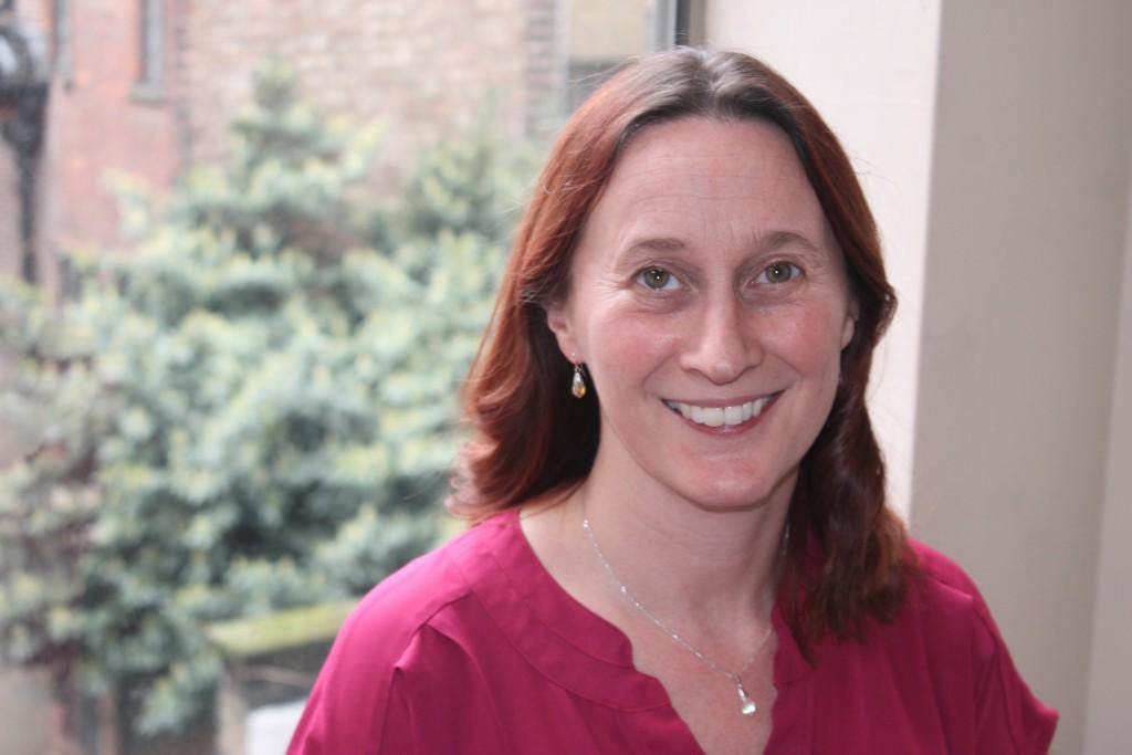 NPA chief executive Dr Zoe Davies