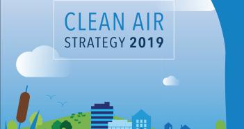 Clean Air Strategy cover