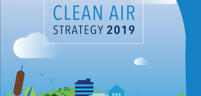 Clean Air Strategy cover