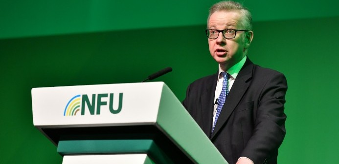NFU Conference 2019. Day One 19 February 2019.