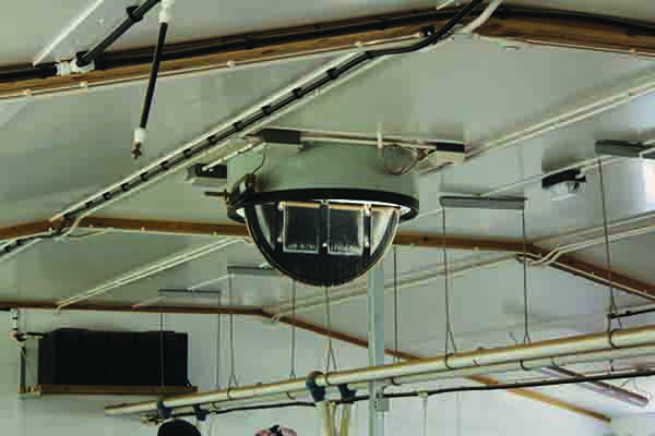Poor ventilation can cause behavioural problems. Systems should be checked