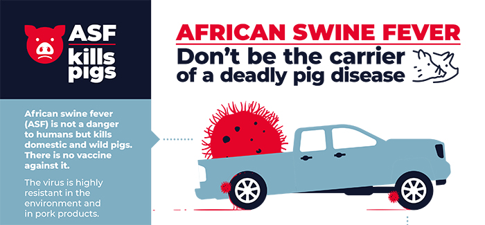 World Organisation for Animal Health debuts new posters to help protect pig health