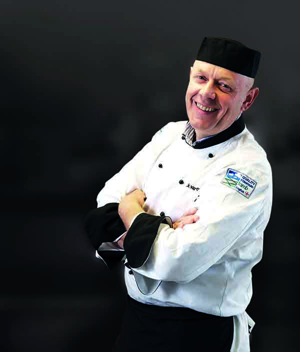 Dick van Leeuwen trained at the Utrecht School of Butchery and is acknowledged as a leading authority in butchery skills and meat processing