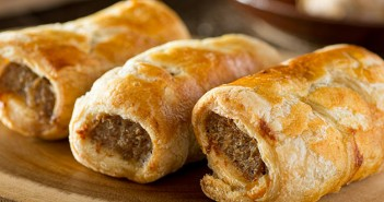 Sales of sausage rolls rose 9% in the 12 weeks to February 24