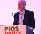 Saunders urges patience on pig prices