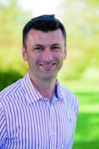 AHDB Pork head of knowledge exchange Steve Dunkley