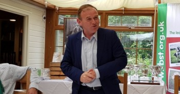 George Eustice @ RBST Lop Launch