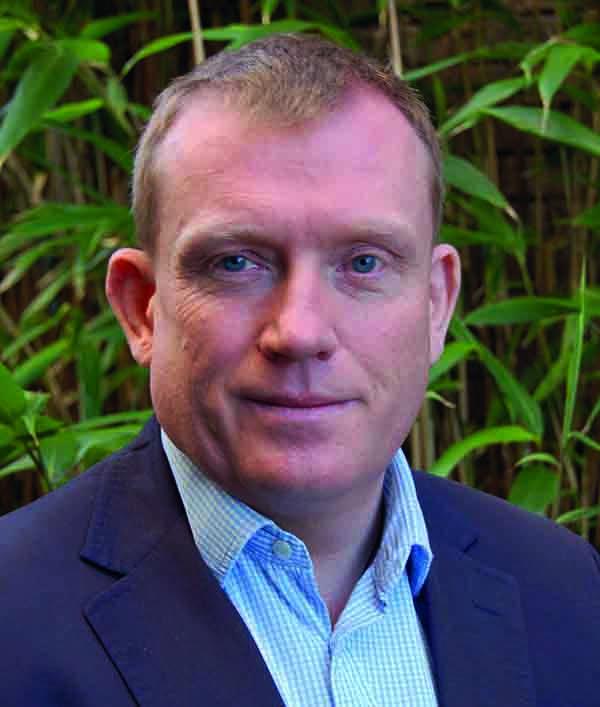 Jonathan Eckley, AHDB head of export for Asia