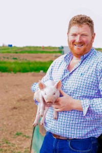 Rob Mercer, managing director, Packington Pork