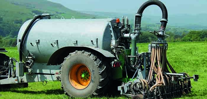 The Government is clamping down on nitrogen deposition and this could have implications for pig producers