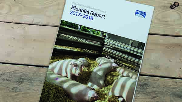 PHWC's biennial report look ahead to the pig industry of the future