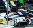 lorry queues