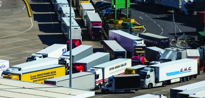 lorry queues