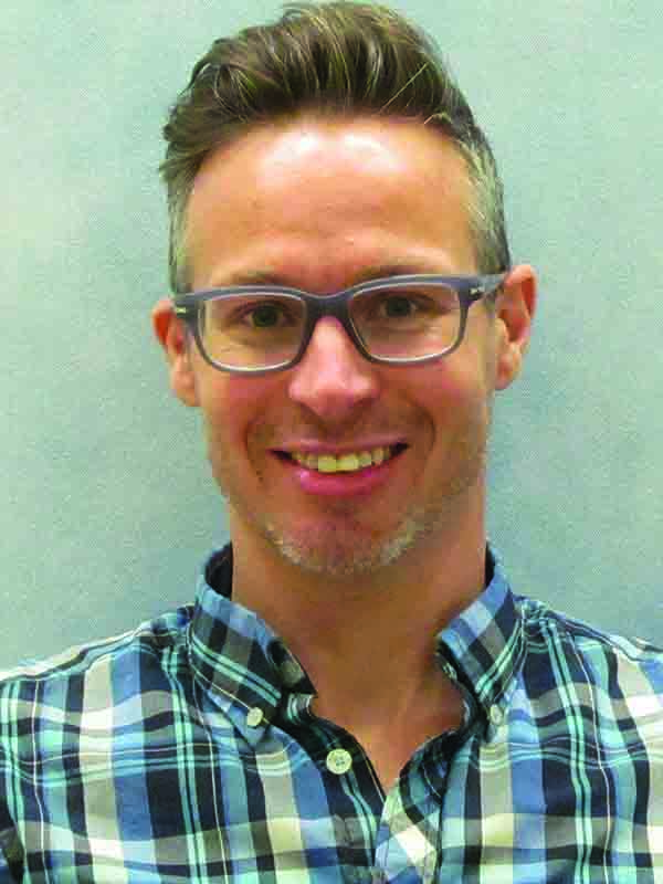 Bradley Johnston, a researchers from Dalhousie University