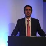 Dr Phil Hadley speaking at Global Britain