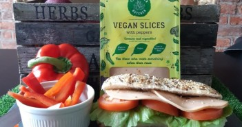 Green Butcher - Vegan Slices with Peppers 2