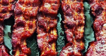 'Keep eating bacon'
