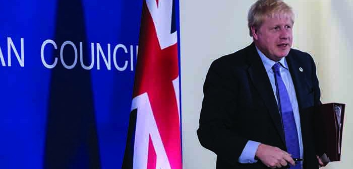 Prime Minister Boris Johnson is optimistic about 'getting Brexit done' in January