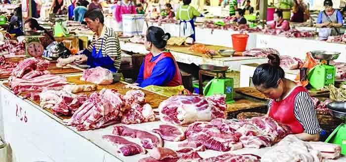 Chinese-market-stall