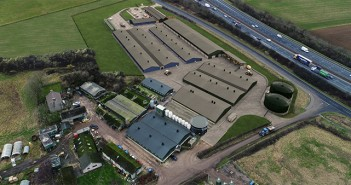 The National Pig Centre is one of the biggest of its kind in Europe for applied research