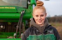 Evie Wilkes - Hart Farm Apprentice