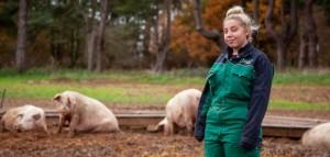 Lily McIntosh - Hart Farm Apprentice