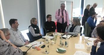 Animal health and welfare pathway meeting