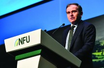 George Eustice, NFU conference
