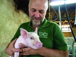 Stephen is a member of the Just Farmers network that aims to connect farmers with the media