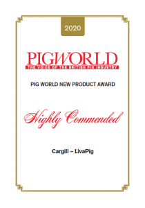 Highly Commended Cargill