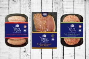 Fergus howie Wicks Manor Products