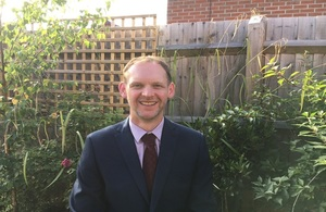 Richard Irvine named new UK Deputy Chief Veterinary Officer