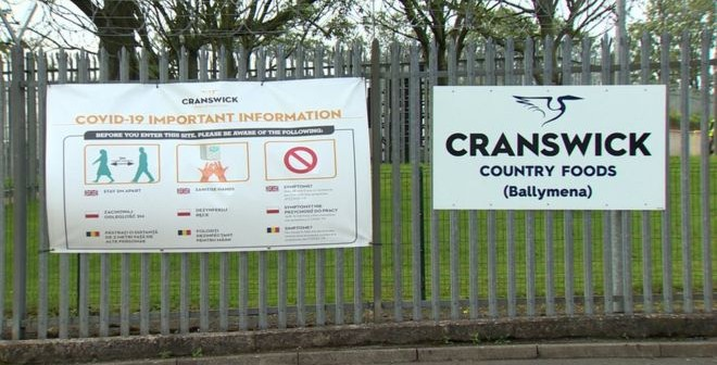 China reapproves exports from Cranswick's Ballymena plant