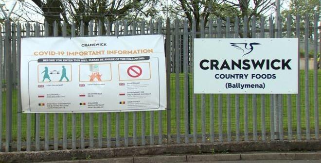 cranswick ballymena, source: BBC