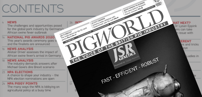 Pig World October 2020 digital edition