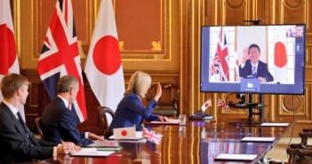 Truss Japan Trade deal