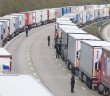 Transport delays lorries