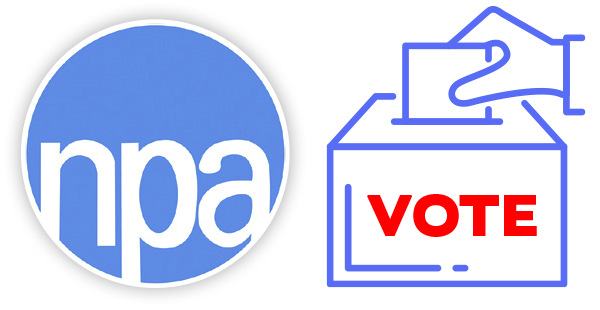 NPA-vote-logo