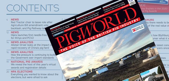 Pig World November 2020 Digital Edition
