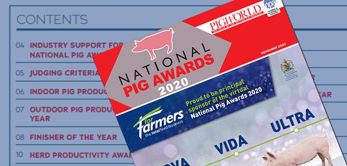 National Pig Awards 2020 Supplement