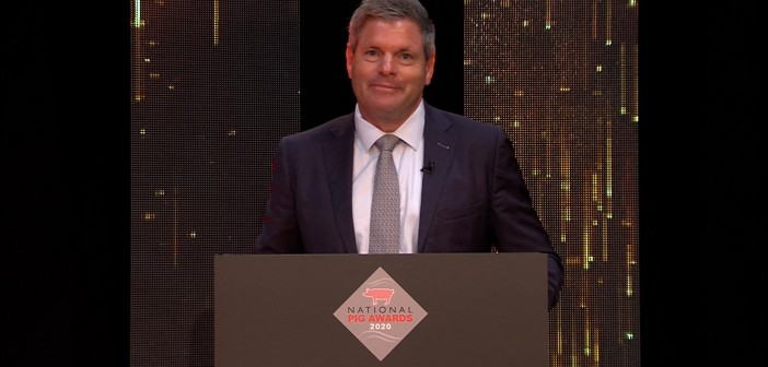 The awards were presented by TV presenter Mark Durden-Smith