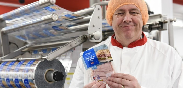 Andy Shepherdson, Site Director at Pilgrim's Pride Ltd. Kings Lynn