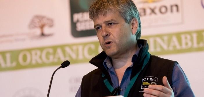 Roger Kerr, chief executive at OF&G